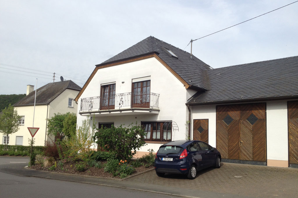 Haus Ferienweingut Christian Scholtes